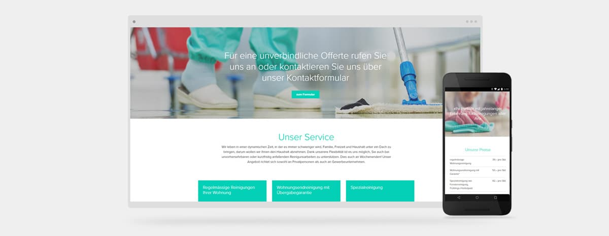 webdesign zurich